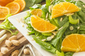 Almond orange salad — Photo