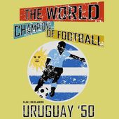 Grunge style world football theme vol.4, vector — Stock Vector