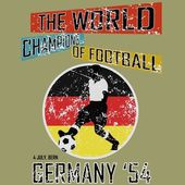 Grunge style world football theme vol.5, vector — Stock vektor