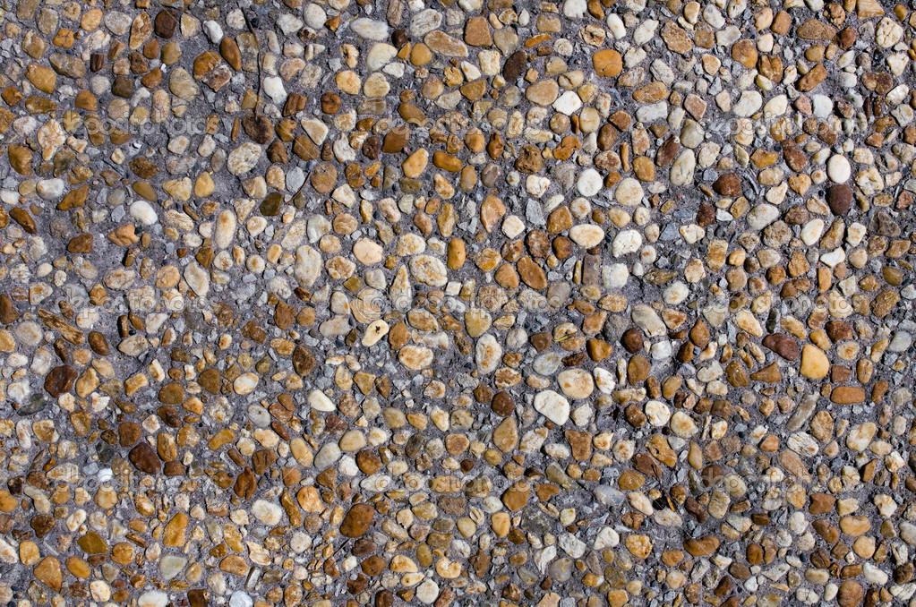 Farbige Steine Auf Graue Wand ? Stockfoto © Anoushkatoronto #48445747 Graue Wand Und Stein