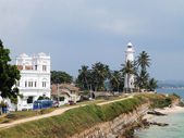 View of the Fort Galle, Sri Lanka — Stock Photo