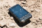 Extreme phone — Stock Photo