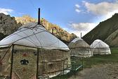 Yurt — Стоковое фото