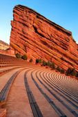 Amphitheater at Red Rocks Park — Stock Photo