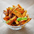 Baked sweet potato — Stock Photo #47708723