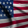 Flag of the United Staates of America USA — Stock Video #47612347