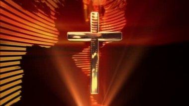 Crucifix — 图库视频影像
