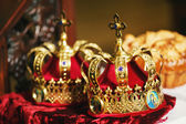 Two crown — Stock Photo