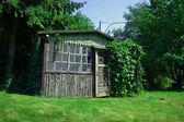 Old garden house — Stock Photo