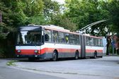 Trolleybus — Stock Photo