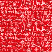 クリスマスの言葉 — ストックベクタ