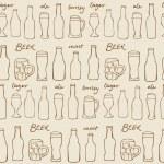 ������, ������: ��� Assorted beer background