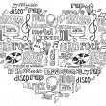 I Love Music — Stock Vector #48698699