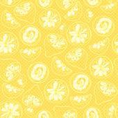 Citrons en tranches — Vecteur
