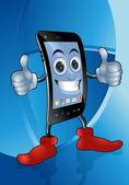 Smart phone — Stock Photo