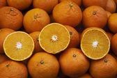Three oranges — Stock Photo
