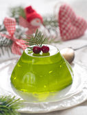 Peppermint jelly  — Stock Photo