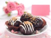 Caramelos de chocolate — Foto de Stock