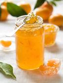 Citrus jam — Stock Photo