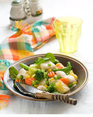 Chicken stew — Stock Photo