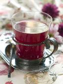 ベリー茶 — ストック写真