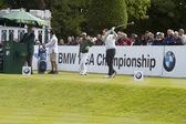 1st Tee BMW PGA Championship 2011 — Stock Photo