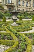 Resmi bahçeleri — Stok fotoğraf