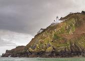 Coastal scene on Sark — Stock Photo