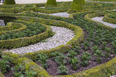 Formal gardens — Stock Photo