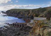 Lizard point Old Lifeboat Station — Stock Photo