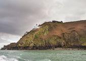 Pobřežní scéna na sark — Stock fotografie