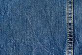 Textura del dril de algodón — Foto de Stock