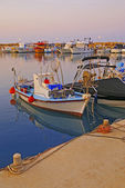 Fishing boat — Stockfoto