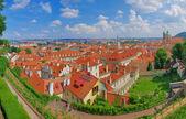 Prague panorama — Stock Photo