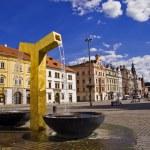 Pilsen, Czech Republic — Stock Photo #50627633