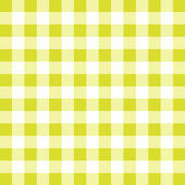 Yellow tablecloth vector — Stock Vector
