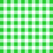 Green tablecloth vector — Stock Vector