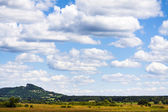Beautiful landscape, Hungary — Stock Photo