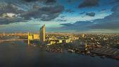 Bangkok The River of life (Chaophraya River, Thailand) — Stock Photo