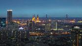 Bangkok,The city of transpotation (Thailand) — Stock Photo