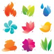 Abstract icons — Stock Vector #47790265