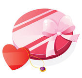 Gifts for Valentine's Day — Stock Vector