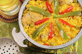 Typical cuban dish — Stock Photo