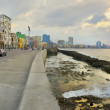 Havana waterfront panorama — Stock Photo #48184759