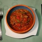 "Cuban dish - ""ropa vieja"" — Stock Photo #48425775"