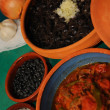 Cuban food — Stock Photo