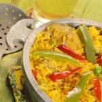 Traditional cuban dish — Stock Photo