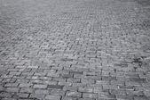レトロな通りタイル パターン — ストック写真
