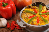 Typical cuban food — Foto Stock