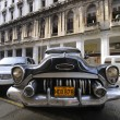 Vintage classic american car. HAVANA - 9 JULY, 2010. — Foto Stock